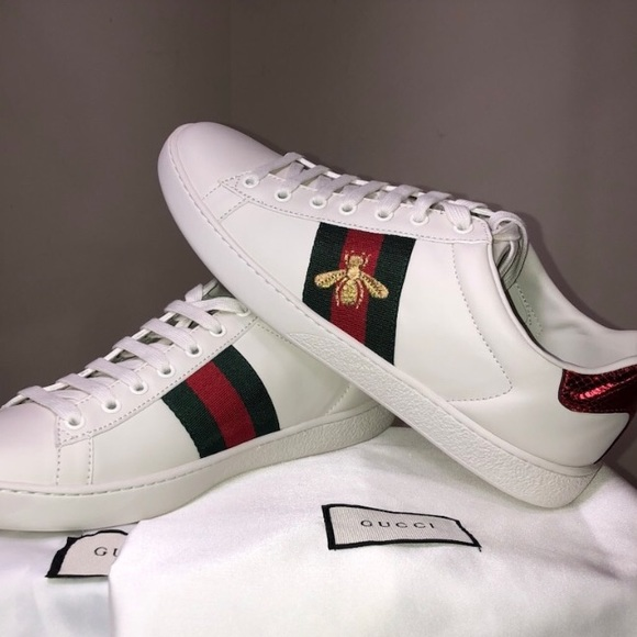 Gucci Bee sneakers Gucci Ace Bee Sneaker